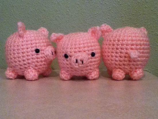 Knitting Pattern Peppa Pig