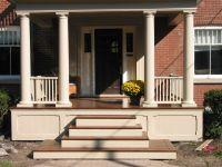 Non-Lattice Underskirting | porch ideas | Pinterest | A ...