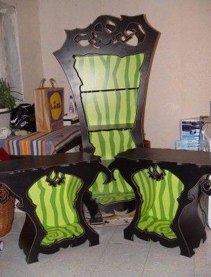 This Tim Burton And Alice In Wonderland Inspired Furniture Is Amazing