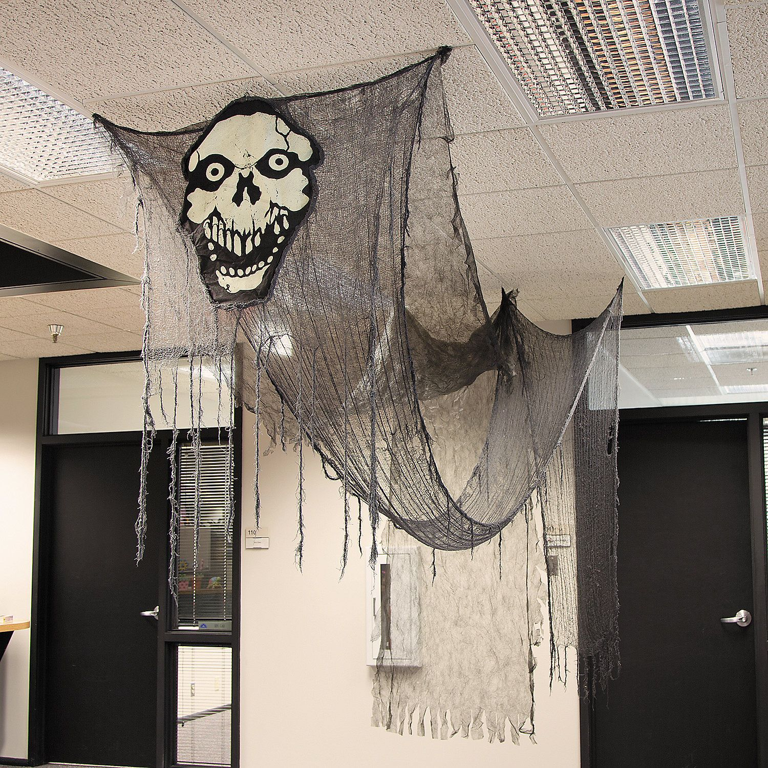 Transform Your Home Or Office Into A Haunted House With This Huge