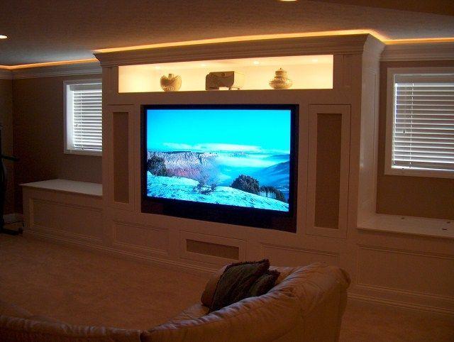 Crown Molding Built In Entertainment Center L 3564425e610eb166jpg 640482 Wall Niche