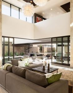 Design the new american home blue heron and build modern homes interior also remaking mold custom builder rh za pinterest