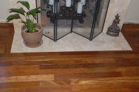 hardwood fireplace hearth flush - Google Search | Wood ...