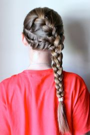 hairstyles sporty girls fade