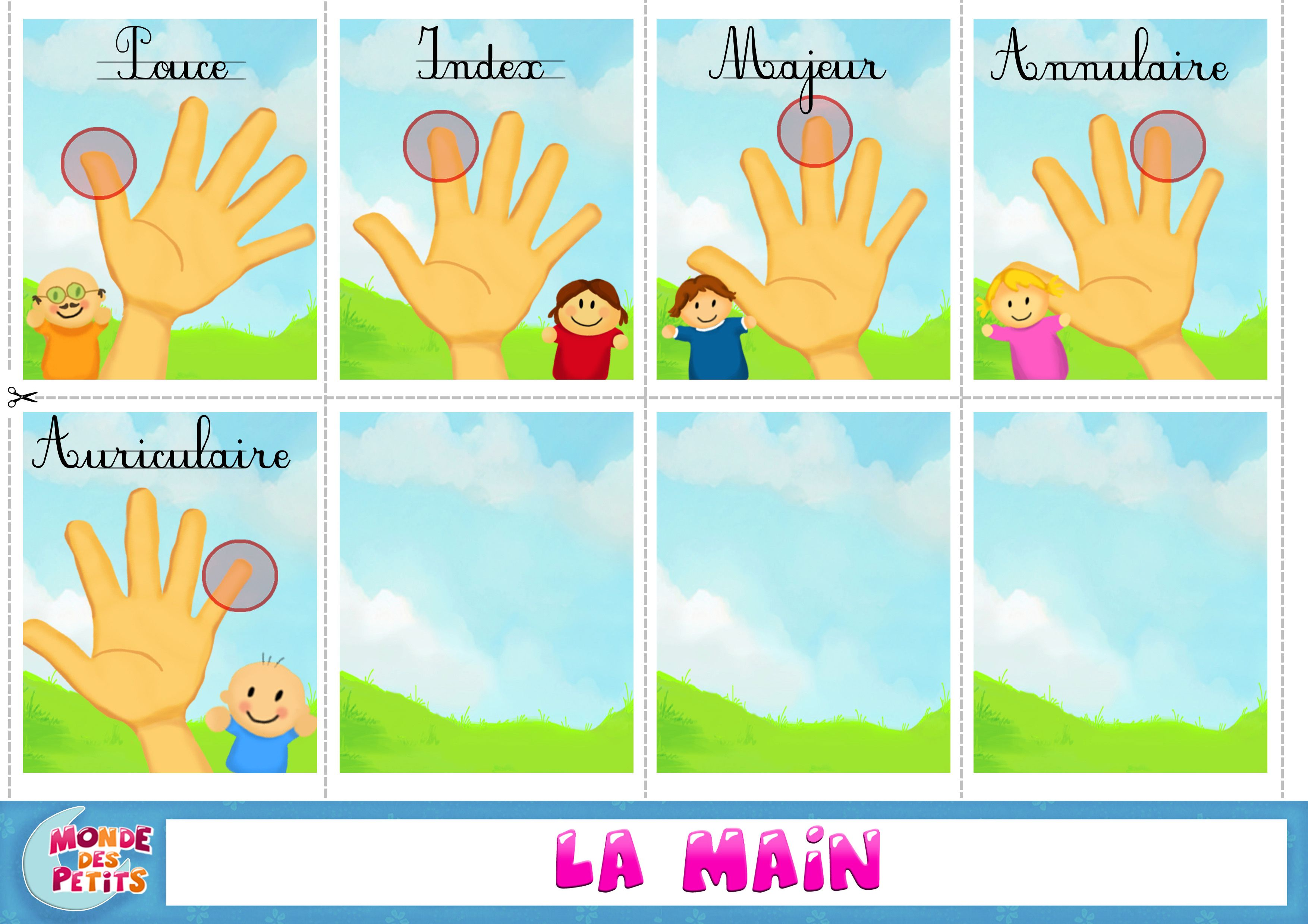 Apprendre Main Francais