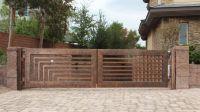 Wrought Iron Driveway Gates Designs Design Valiet Org ...