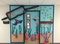 Finding Nemo classroom door | Boards | Pinterest ...
