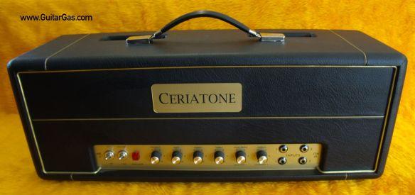 Ceriatone JTM45 Head