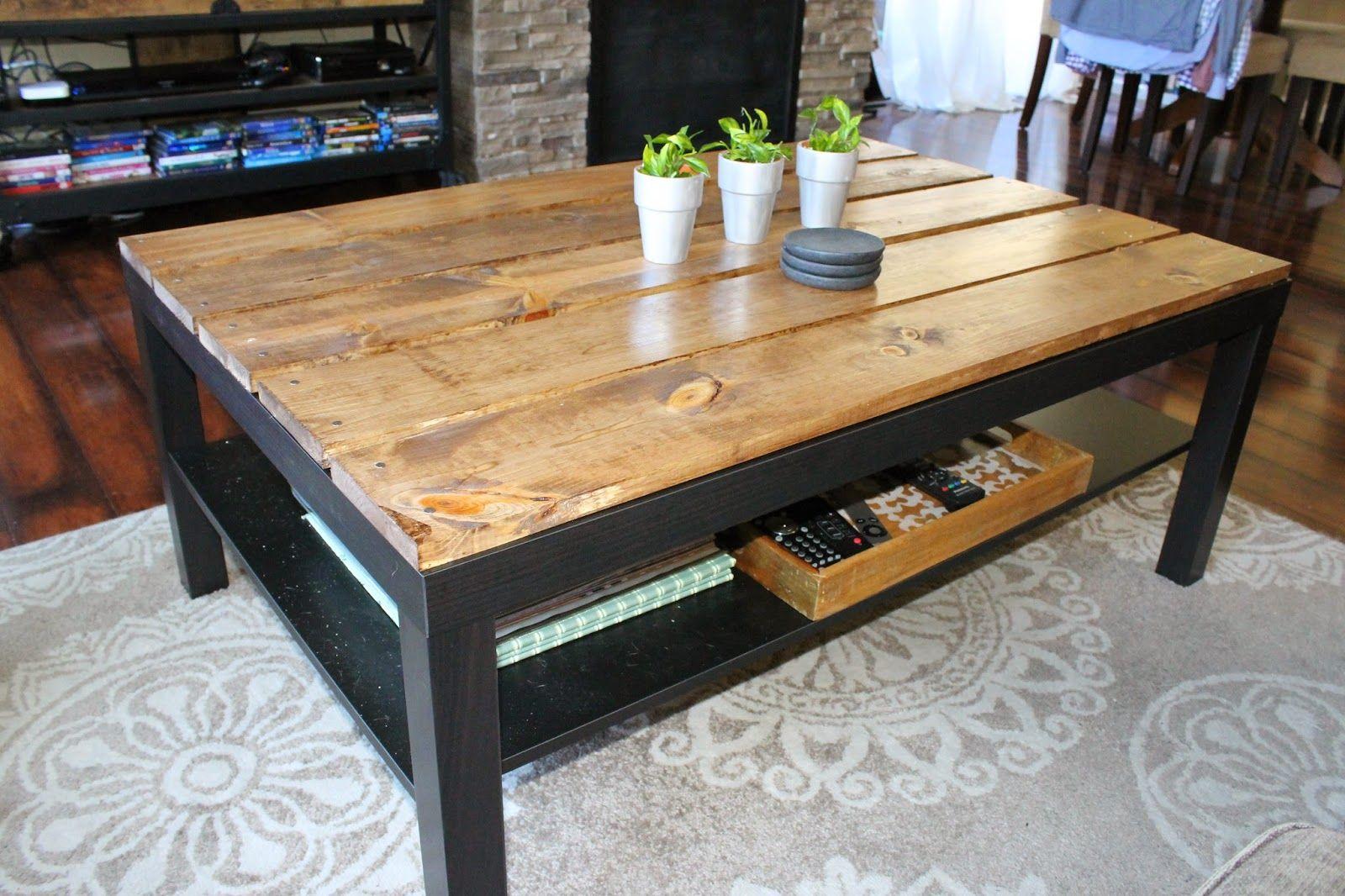 Ikea Coffee Table Hackwe Bought The Lack Ikea Coffee Table