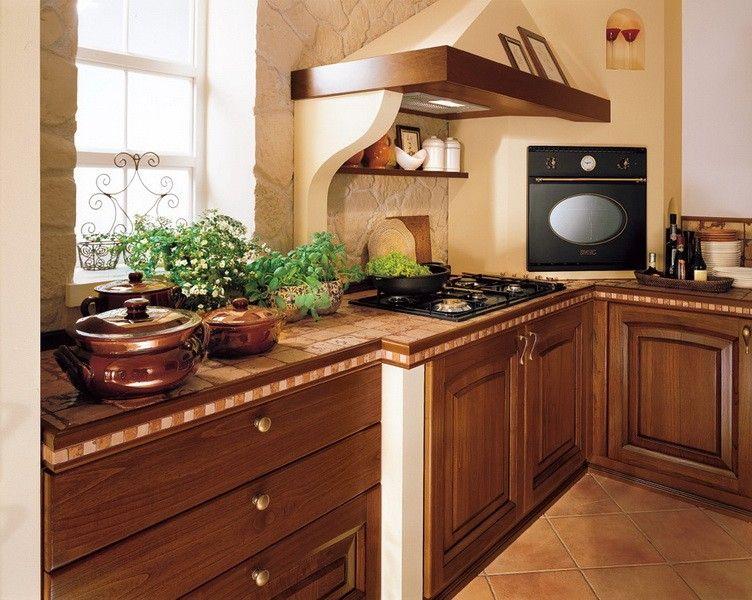 Cappe Rustiche Per Cucine In Muratura YQ42  Regardsdefemmes