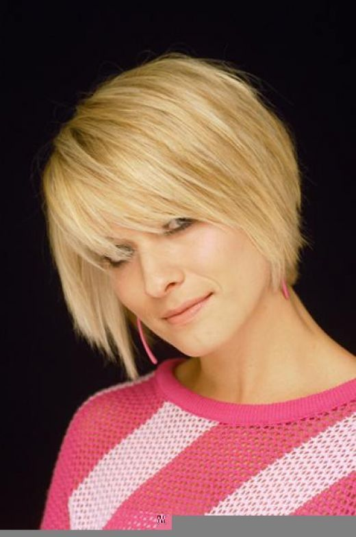 Short To Medium Hairstyles For Thin Fine Hair Bobs Cut