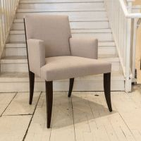 Atelier Dining Arm Chair - Baker Furniture | Luxe Home ...