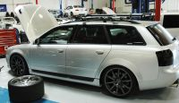 thule roof racks for audi a 4 avant