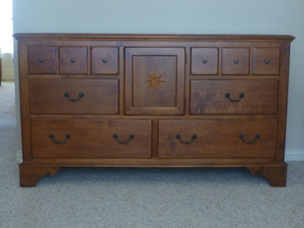 Dresser Discontinued Country Crossing Ethan Allen