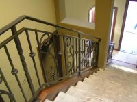 Interior Stair Railing Metal : Modern Interior Stair