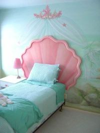 Ariel Mermaid Disney Princess Bedroom Set - any little ...