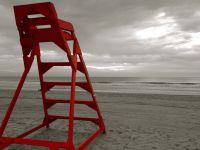 Lifeguard Chair, Jacksonville Beach FL | Apron Strings for ...