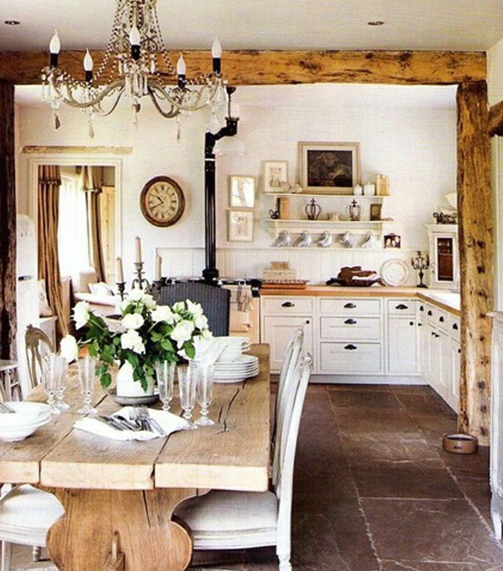 French Country Farmhouse Decor