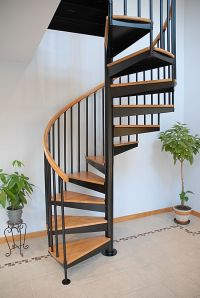 spiral staircase | Interior of the house | Pinterest ...