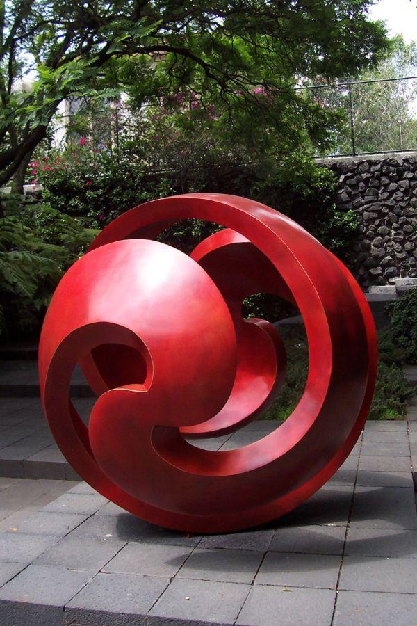 Outdoor Contemporary Garden Sculptures