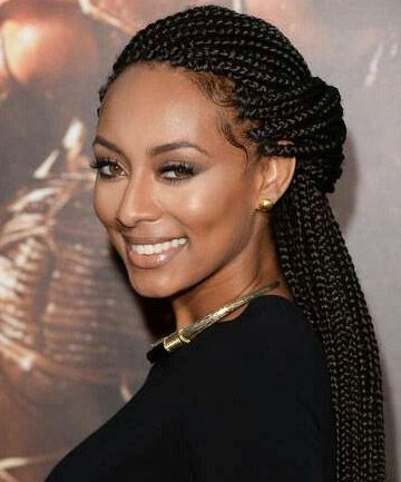 10 Swoon Worthy Braids For African American Women Smoky Eye