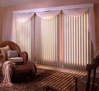 vertical blind curtains | Vertical Blind Curtain | Window ...