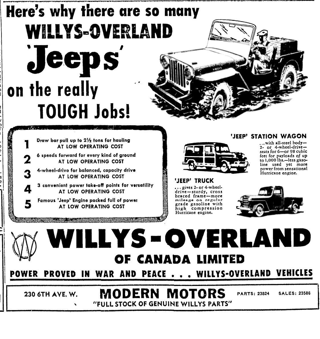 What Makes A Willys Cj 3a So Tough