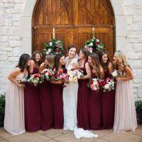 marsala bridesmaid dress - Google Search | Bridesmaid ...