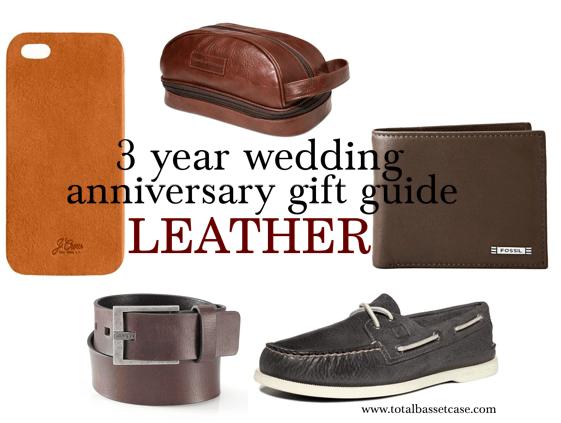 3 Year Wedding Anniversary Gift Guide, Anniversary Gift