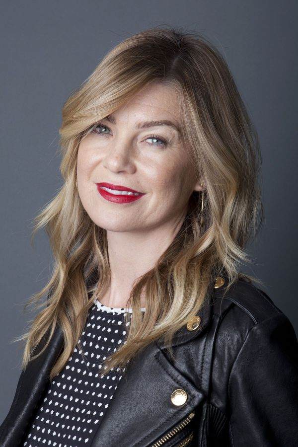 Ellen Pompeo Meredith Grey Hair