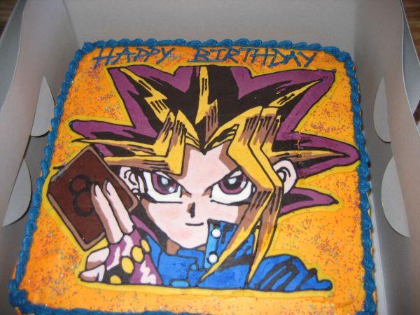 Yu Gi OH Birthday