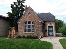 Brick Tudor Style House