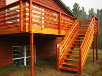 Horizontal Deck Railing Designs | www.pixshark.com ...