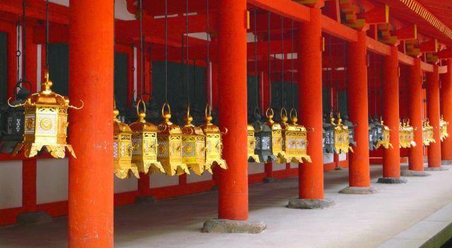 Imagini pentru Altarul Kasuga