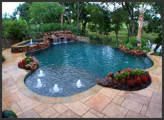 10 Wonderful and Cheap DIY Idea for Your Garden 9  Gardens Decks and Swimming pools backyard