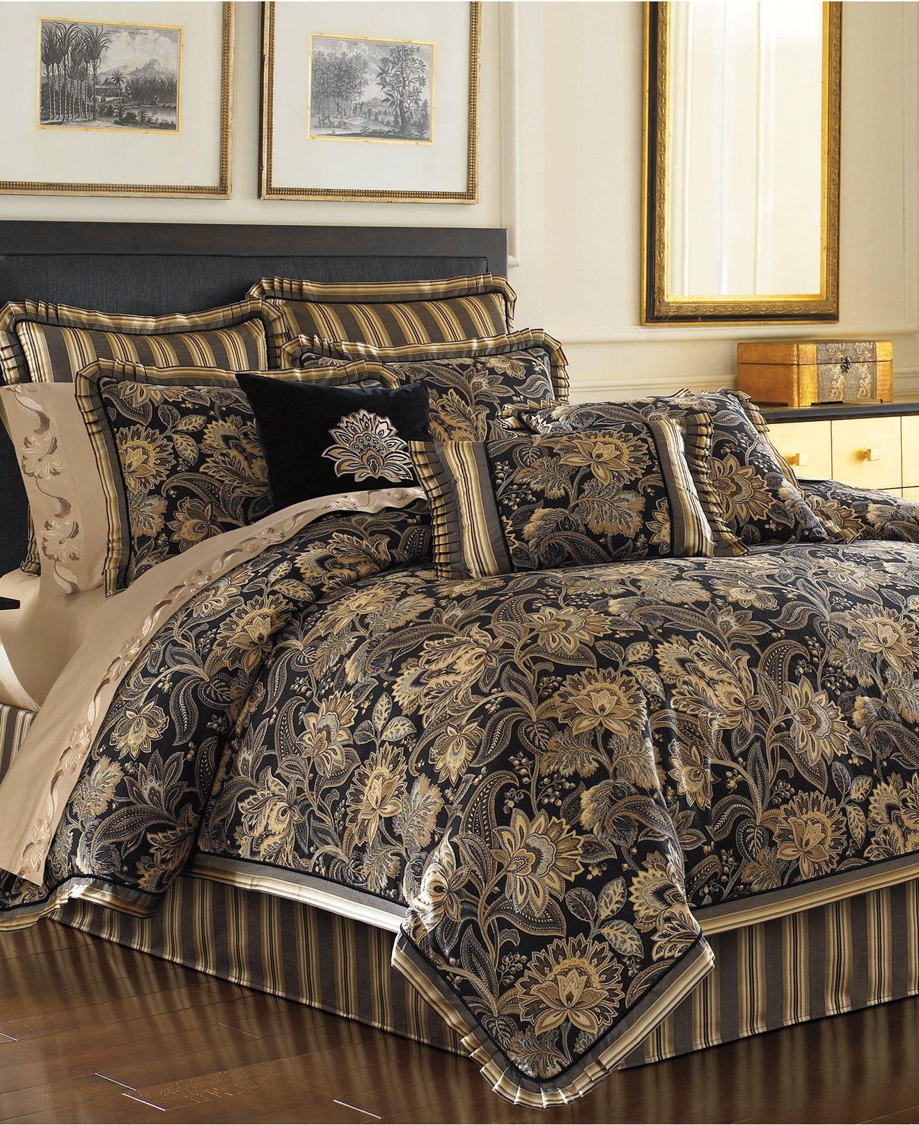 J Queen New York Alicante Comforter Sets