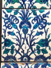 Islamic Tile, Louvre   Lands far, far away   Pinterest ...