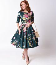1950s dresses 50s swings