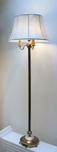 mogul base floor lamp - Google Search | Let There Be Light ...