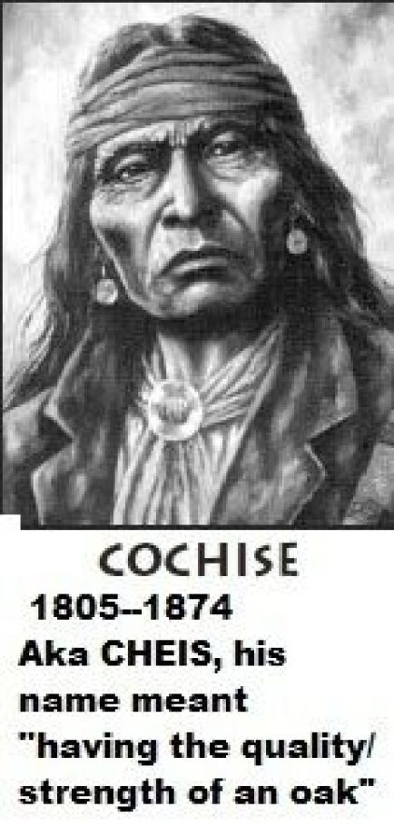 Resultado de imagen para Cochise