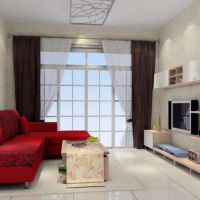 Desktop Interior Design Ideas Red Sofa For Pc Hd Pics Living Room With Sofa View Of The