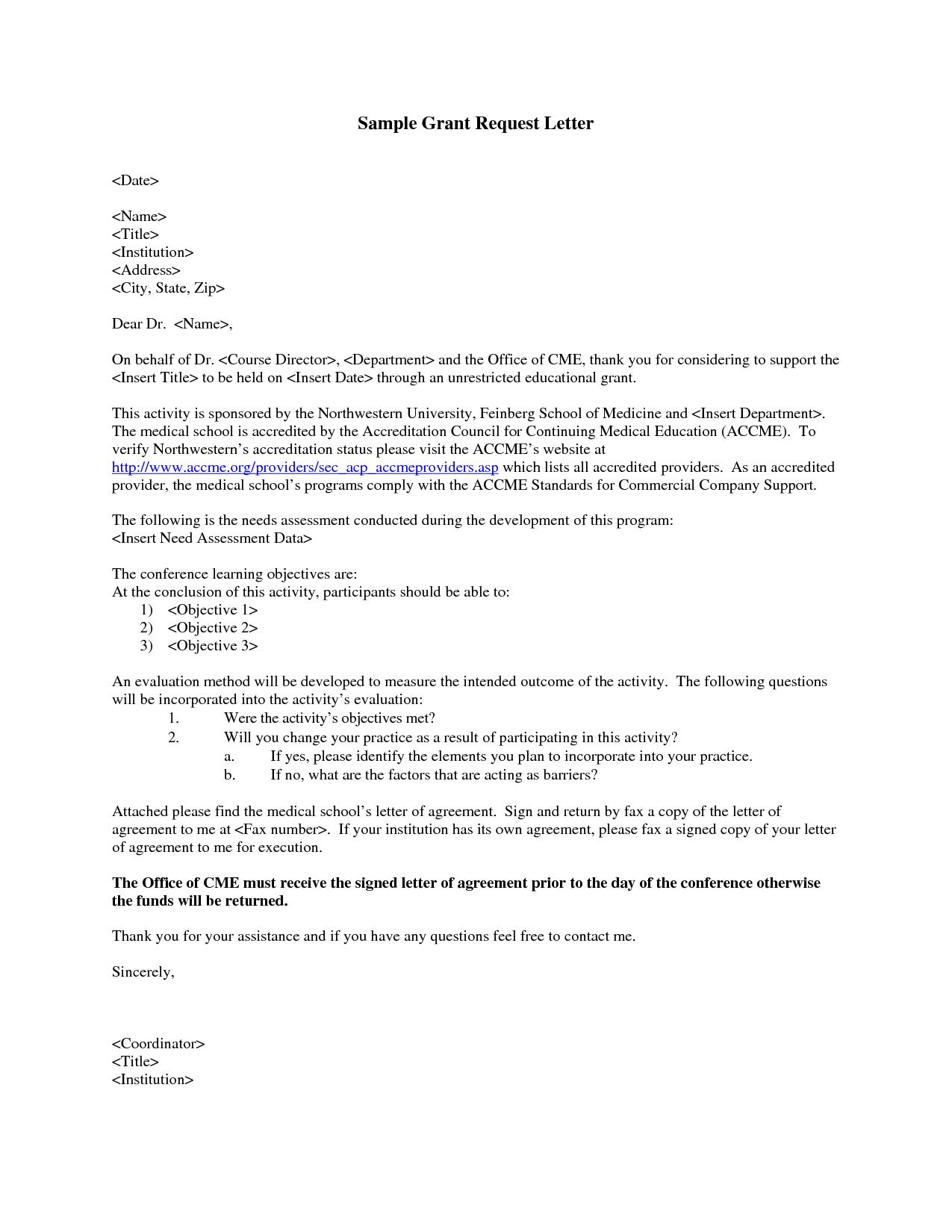 Grant Application Cover Letter Sample. Cover Letter Grant Military  Bralicious Co . Grant Application Cover Letter Sample