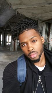 black men hairstyles twists fade
