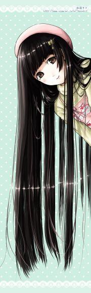 good gracious hair long