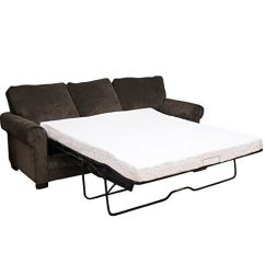 Sleeper Sofa Mattress Replacement Leather Cleaning Products Singapore Classic Brands Cool Gel Memory Foam For Bed