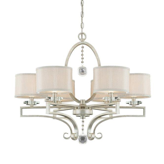 Savoy House 1 250 6 307 Rosendal Light Chandelier Atg S