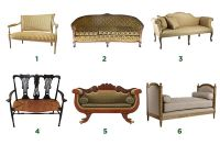 A Guide to Types and Styles of Sofas & Settees. 1) Settee ...