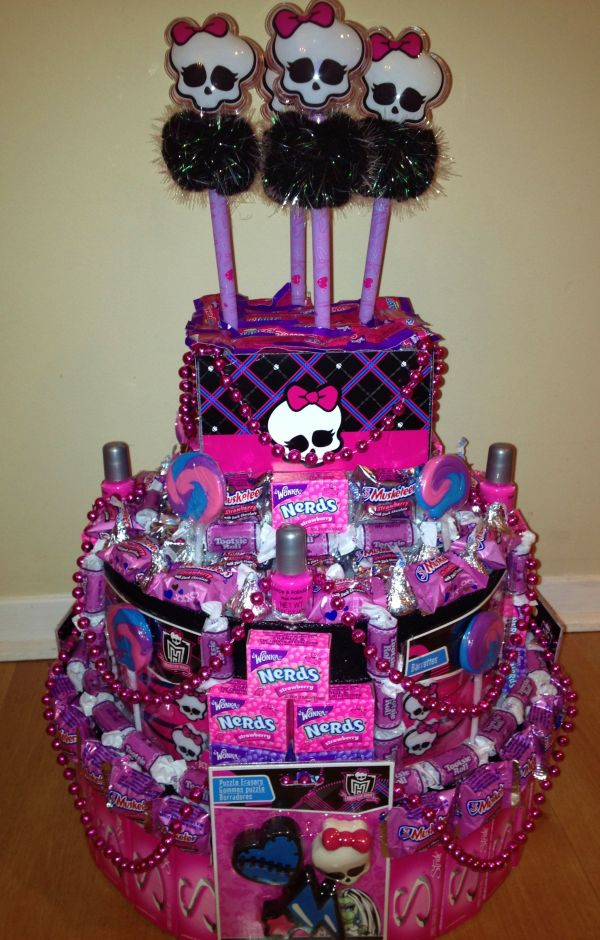 Monster High Party Favors Birthday