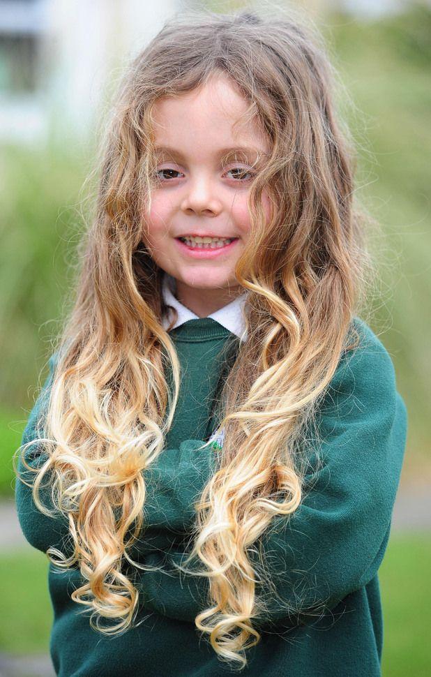 Future Housewife In Training! Hair Pinterest Year Boy