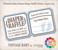 diaper raffle. | Party Ideas | Pinterest | Diaper raffle ...